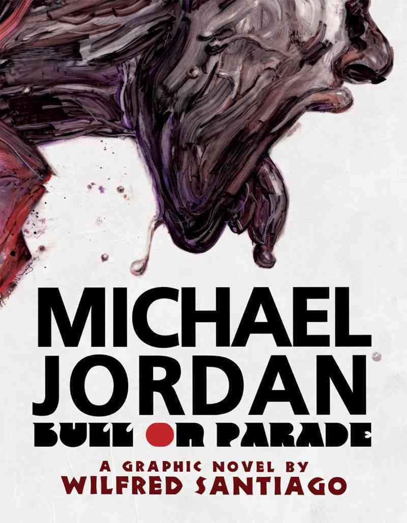 Michael Jordan By Santiago, Wilfred